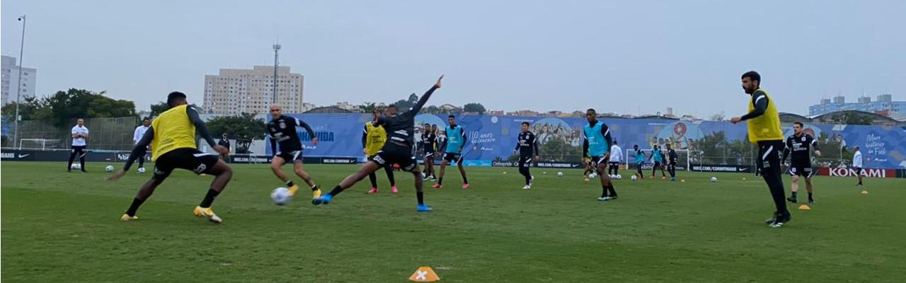 Timão inicia preparação para primeiro Derby no Brasileirão 2021
