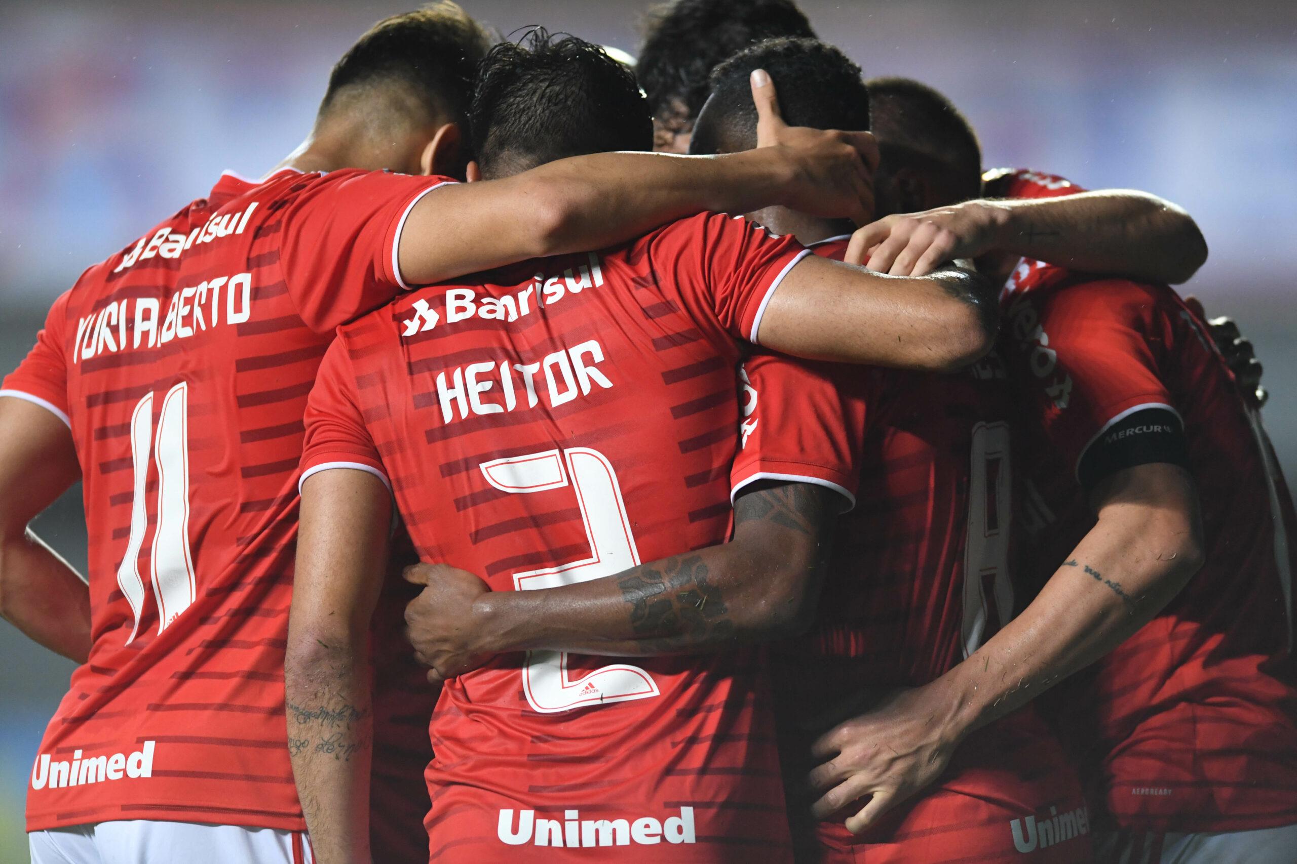 Inter vence o Bahia em Pituaçu