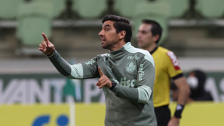 Abel Ferreira analisa empate com Corinthians no Allianz Parque pelo Brasileirão