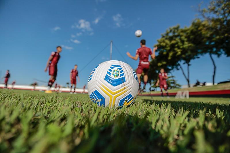 Preparação finalizada para enfrentar o Fluminense