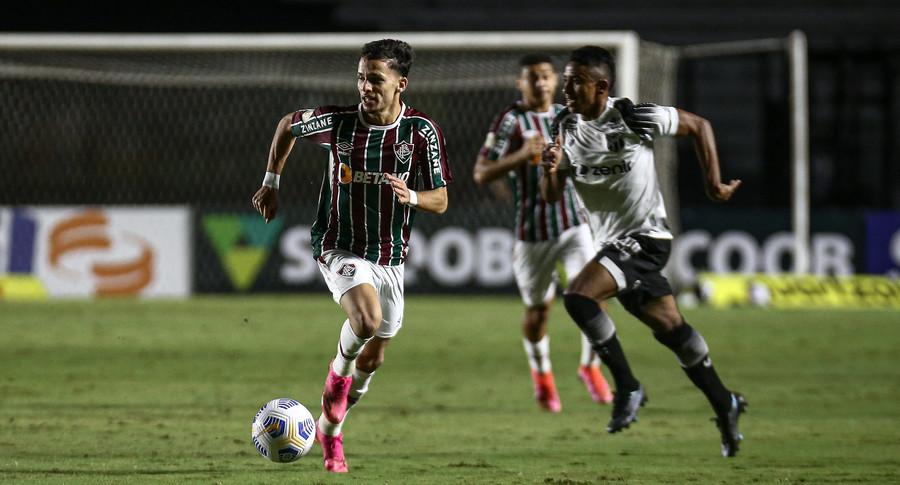 Fluminense pressiona, mas fica só no empate com o Ceará