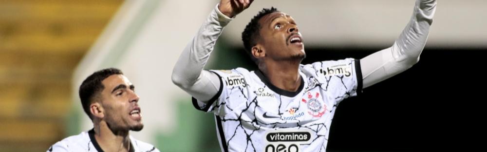 #VitóriaAlvinegra - Corinthians joga bem e vence Chapecoense