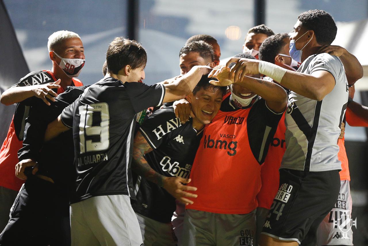 Vasco vence o Sampaio Corrêa pela 10ª rodada do Campeonato Brasileiro