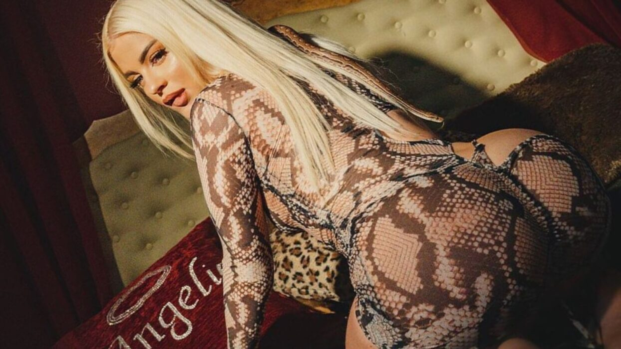 Luísa Sonza divulga foto promocional apimentada e leva seguidores à loucura