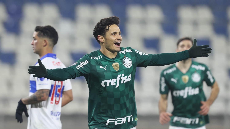 Palmeiras larga na frente por vaga nas quartas ao vencer Universidad Católica-CHI pela Libertadores