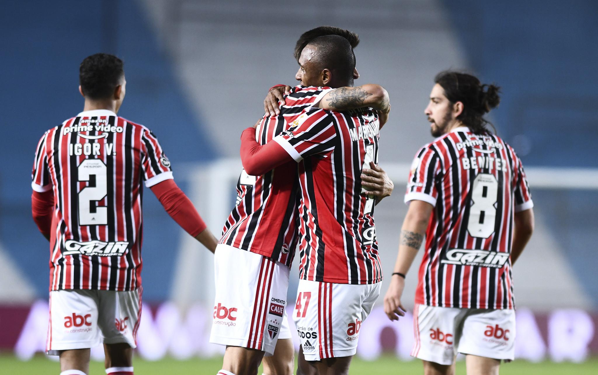 Na Argentina, Tricolor elimina o Racing e avança na Conmebol Libertadores