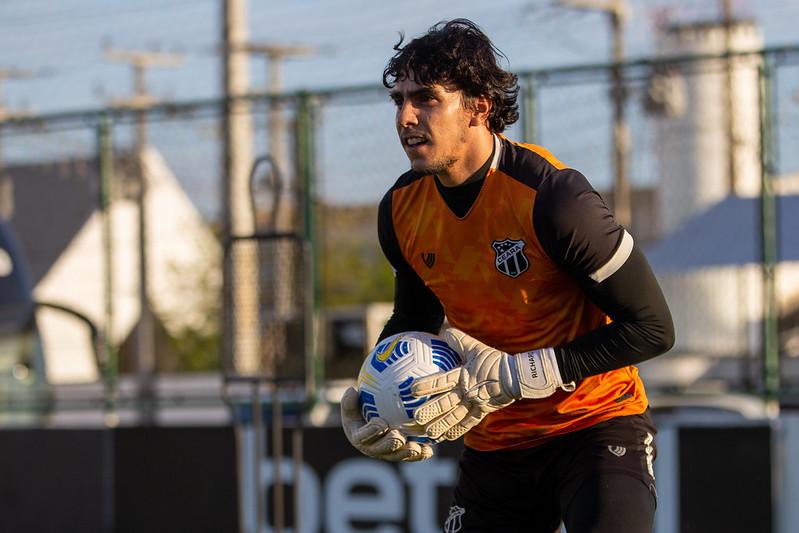 Após vitória contra Athletico, Ceará se reapresenta pensando em partida contra o Sport