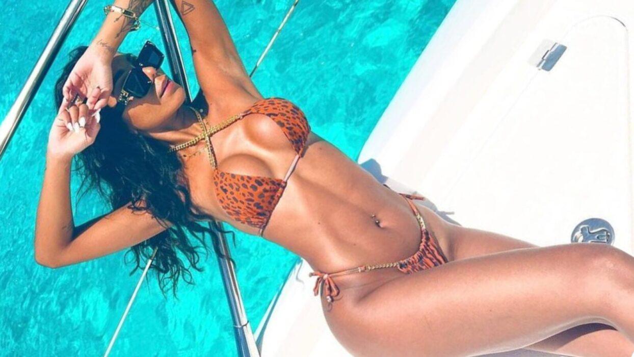 Brunna Gonçalves aposta em biquíni sexy e arranca suspiros dos fãs de plantão