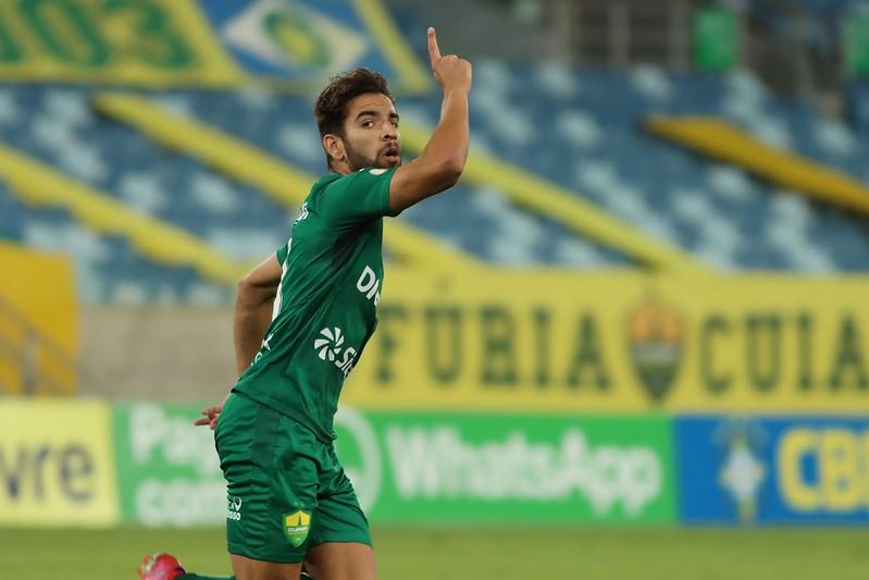 Cuiabá vence o Atlético-GO e deixa o Z-4 do Brasileirão Assaí