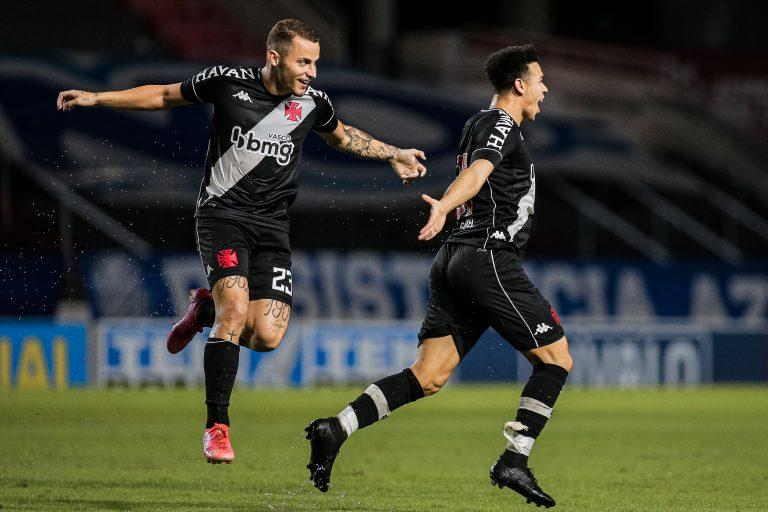 Vasco empata com o CSA pela 13ª rodada do Campeonato Brasileiro
