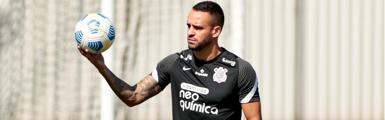 Corinthians dá sequência em preparação para encarar Cuiabá