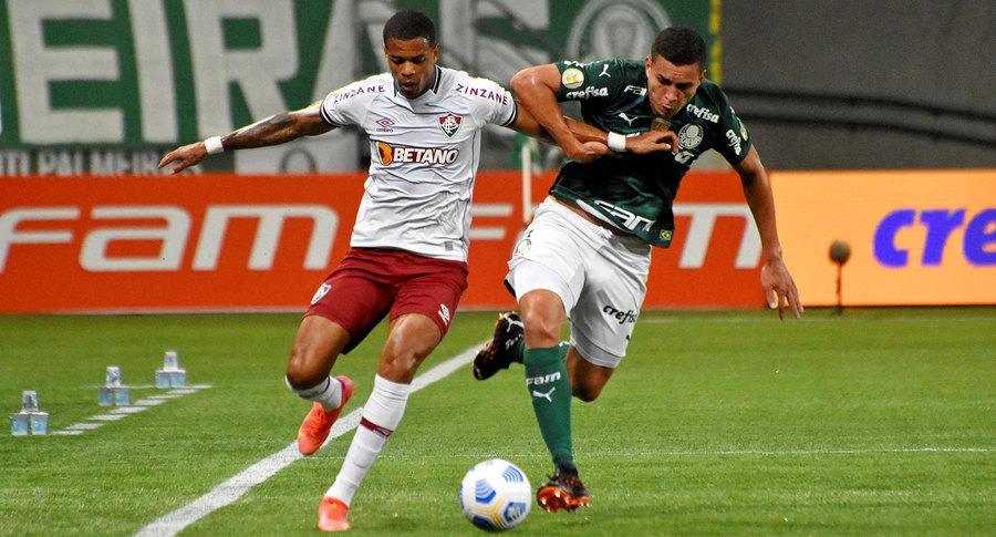 Fluminense é superado pelo líder Palmeiras fora de casa