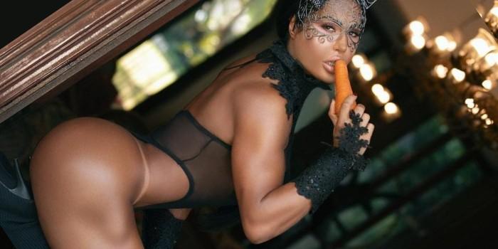 Gracyanne Barbosa agita as redes sociais com vídeo pra lá de sensual no pole dance