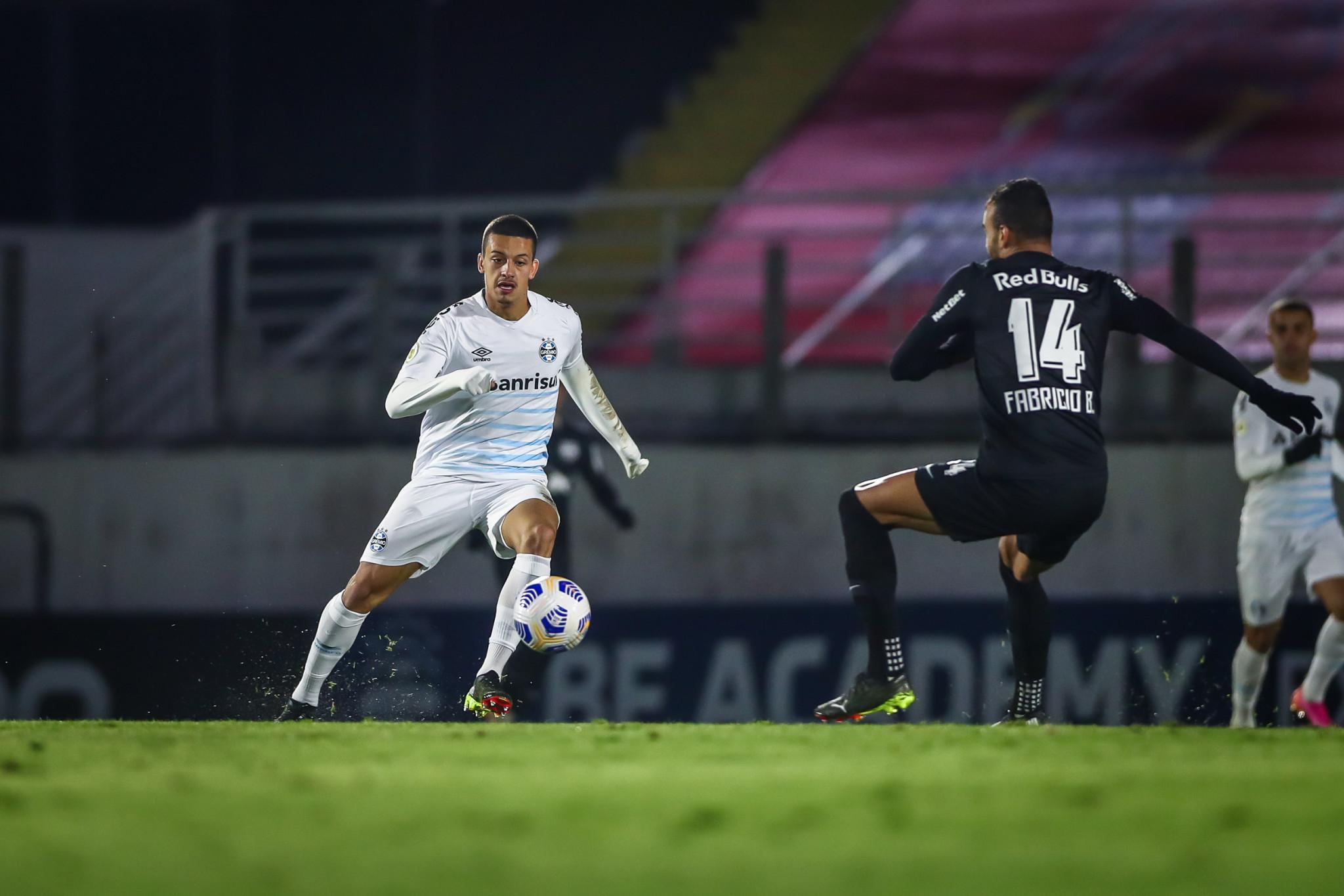 Fora de casa, Grêmio acaba superado por 1 a 0 pelo Bragantino