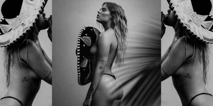 Luísa Sonza posta ensaio no estilo