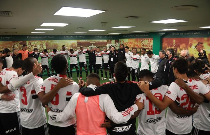 Tricolor encara Choque-Rei decisivo pela Conmebol Libertadores