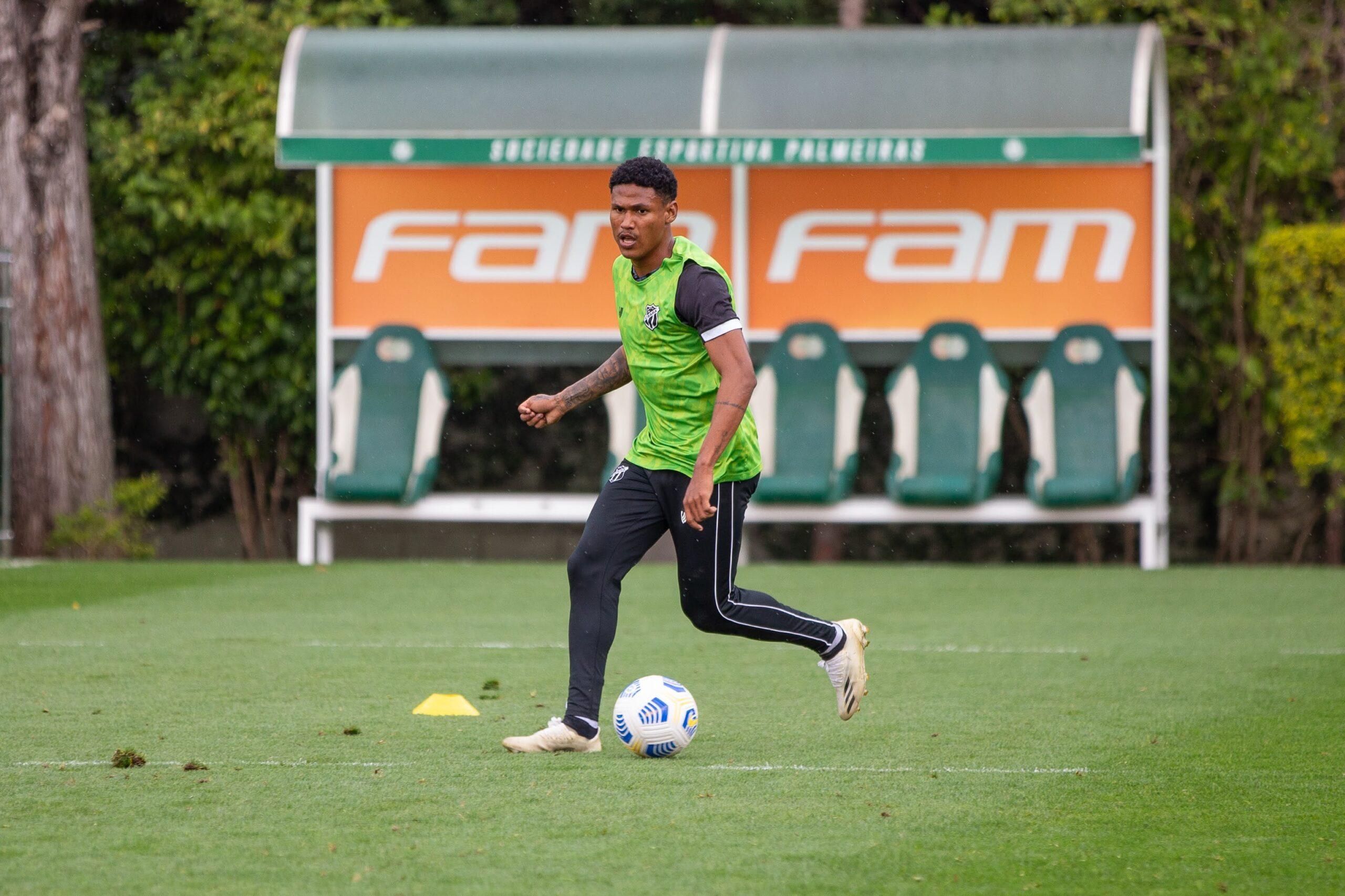 Ceará se reapresenta amanhã e inicia preparação para mais uma rodada da Série A