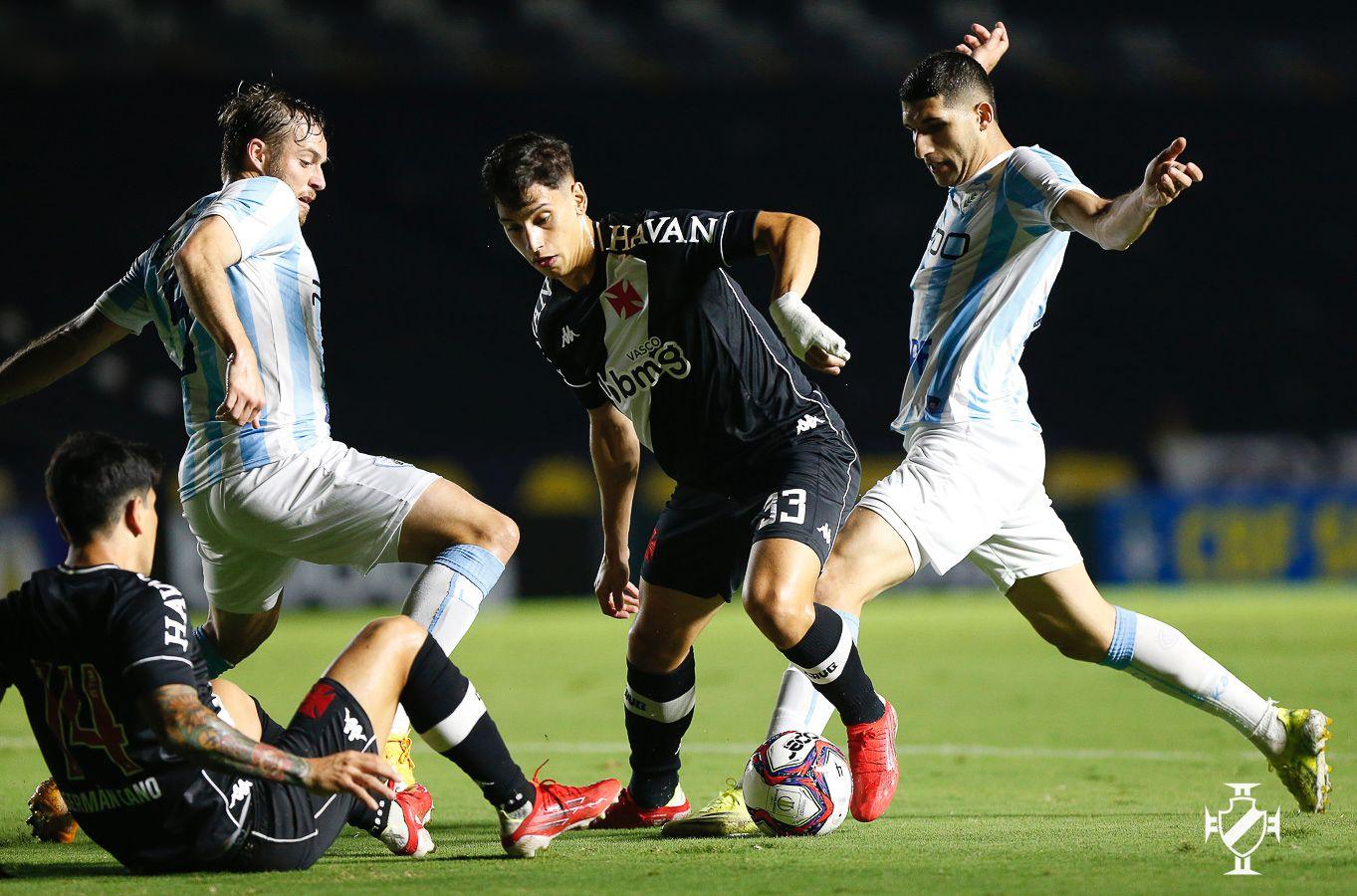 Vasco é superado pelo Londrina no Campeonato Brasileiro