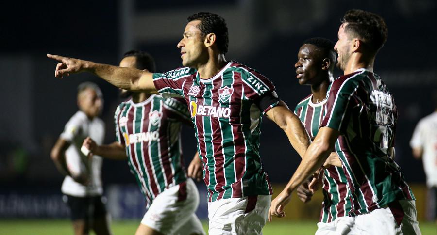 Fluminense empata com o líder Atlético-MG no Brasileirão