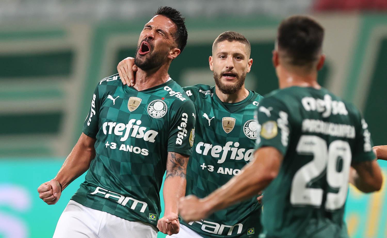 Palmeiras vence Atlético-PR no Allians parque por 2 a 1