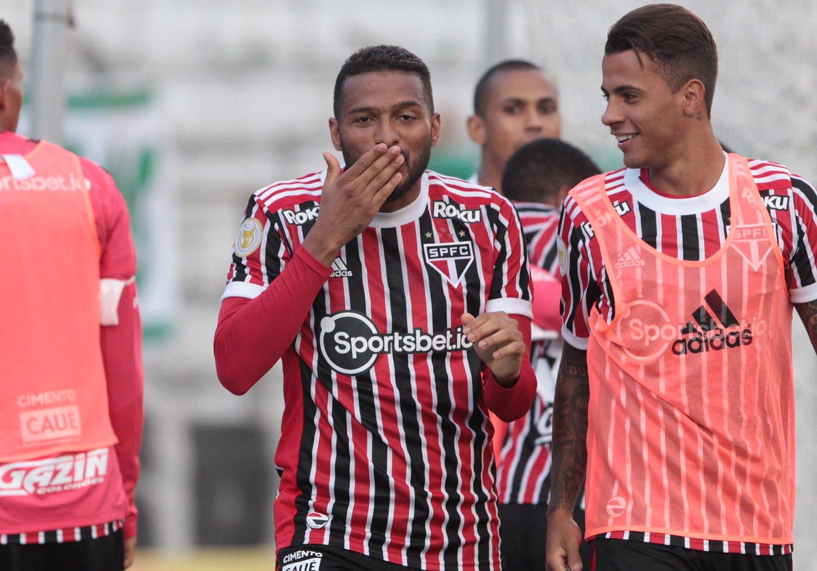 No Sul, São Paulo e Juventude empatam pelo Brasileirão