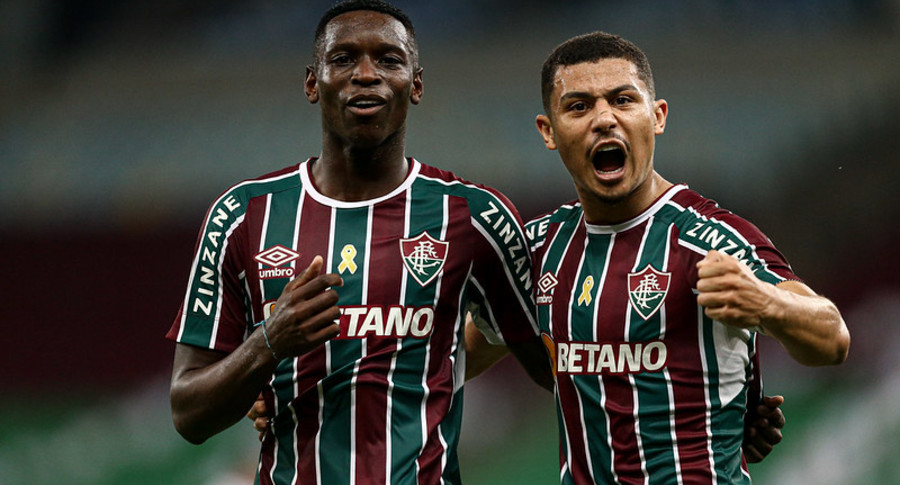 Fluminense vence o São Paulo no Maracanã e segue na cola no G-6