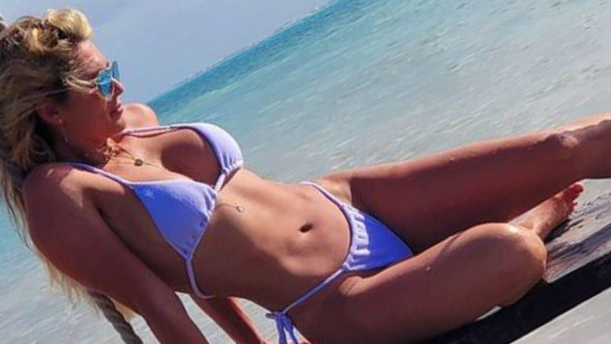 Lívia Andrade aposta em vestido elegante e sexy para curtir o fim de semana