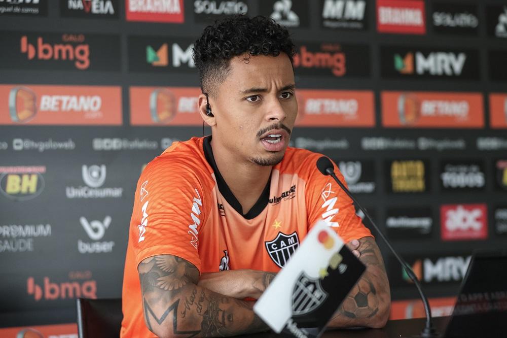 Allan pede concentração contra o Sport