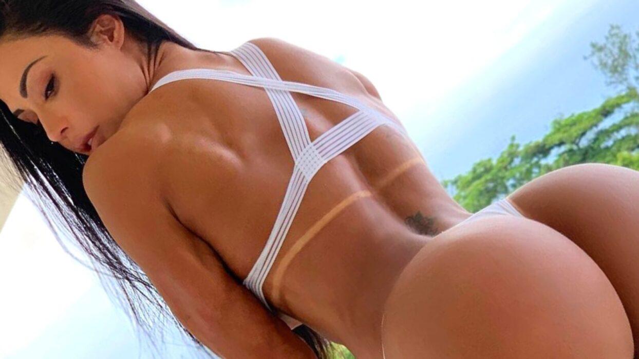Toda soltinha, Gracyanne Barbosa faz revelações picantes sobre nudez