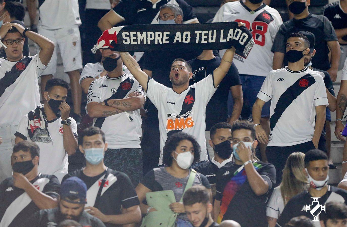 Vasco vence o Goiás pela 27ª rodada do Campeonato Brasileiro