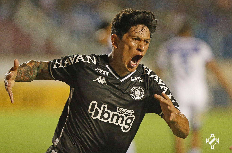 Vasco vence o Confiança pela 28ª rodada do Campeonato Brasileiro