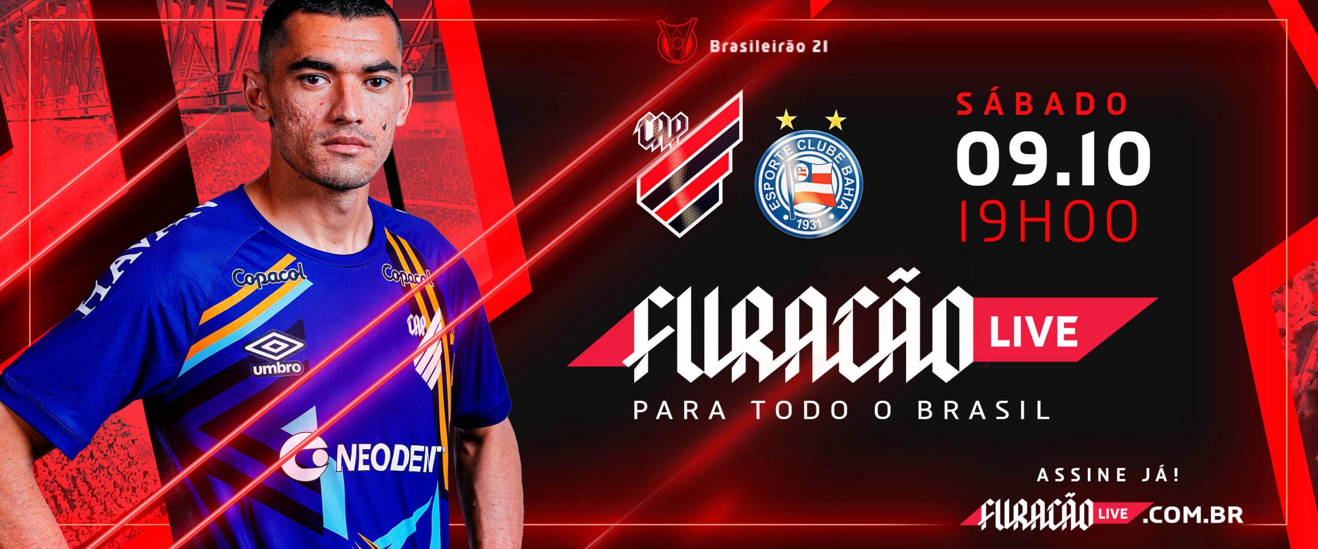 Athletico x Bahia: Saiba como assistir!