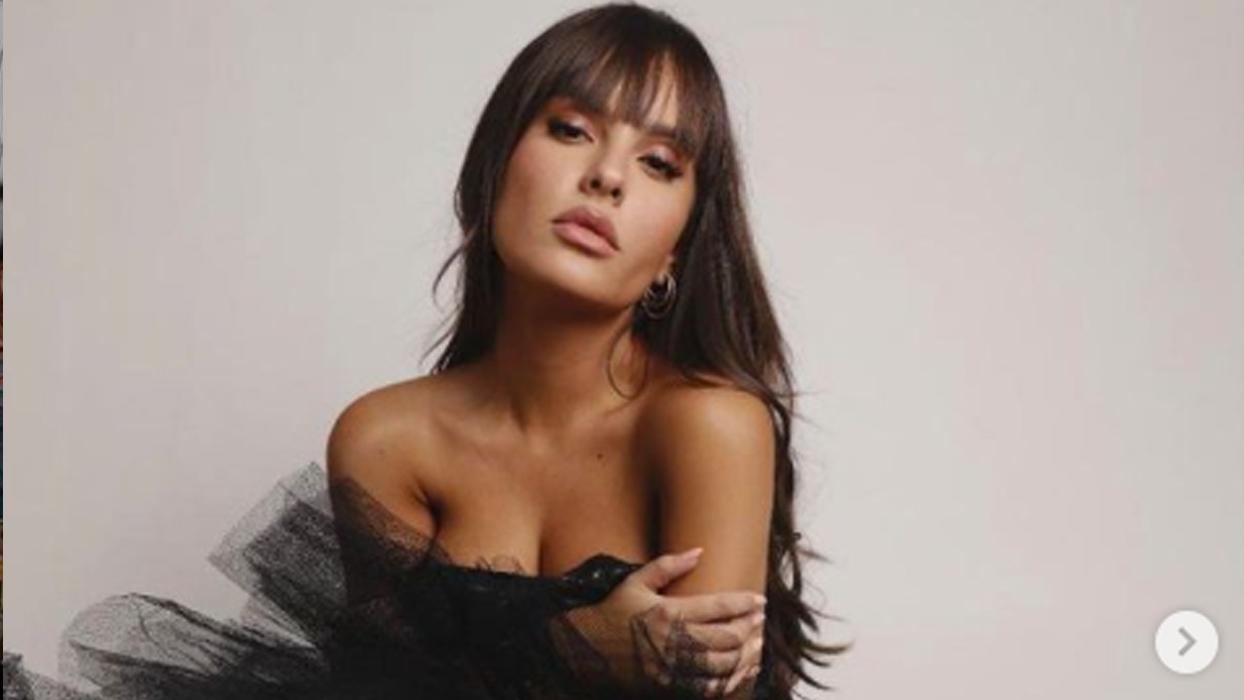 Ex-BBB Thaís Braz surge deslumbrante de lingerie e agita seguidores do Instagram