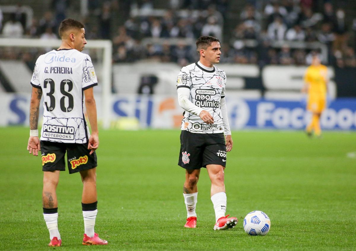 Timão vence o Fluminense na Neo Química Arena por 1 a 0