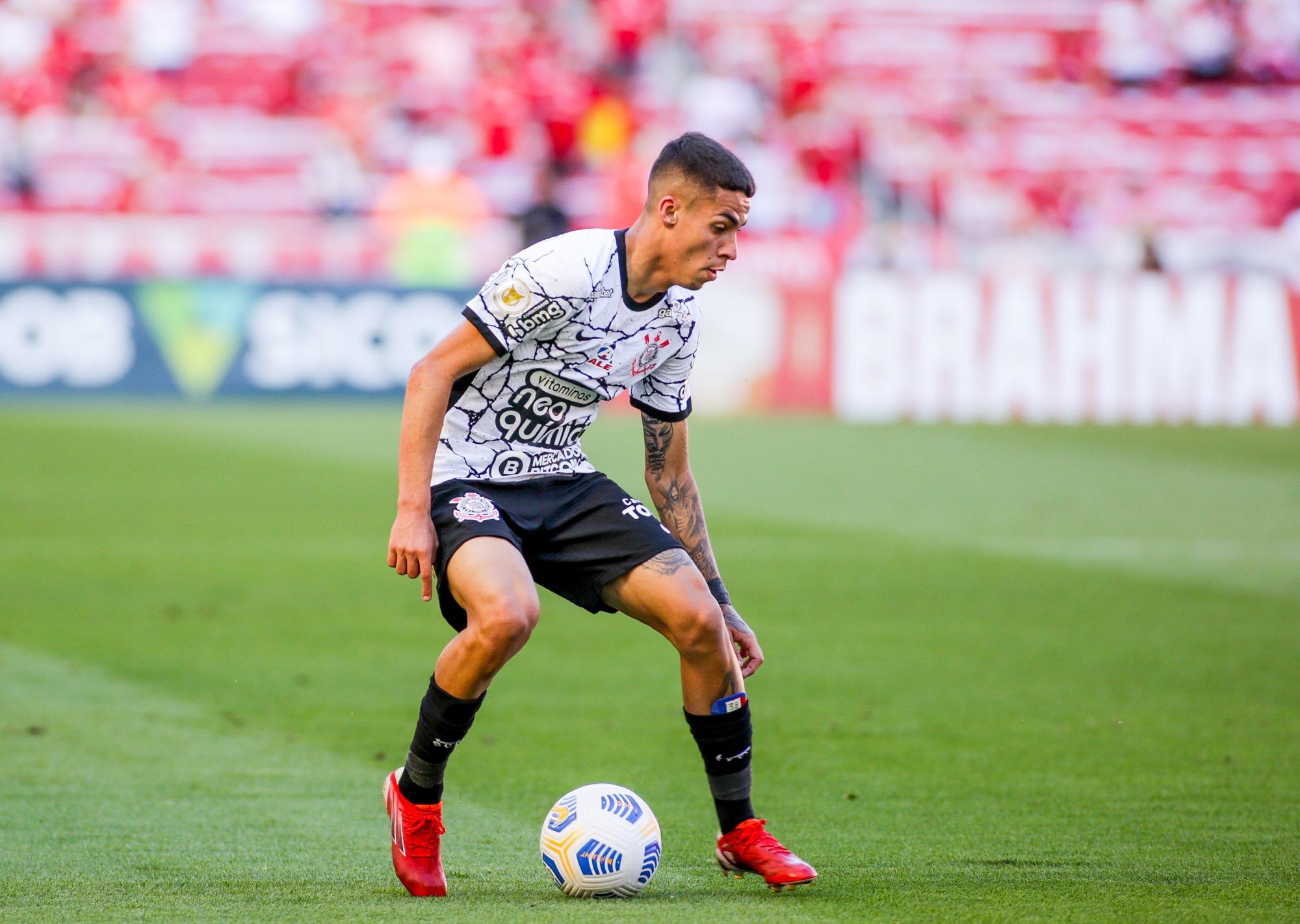 Corinthians empata com Internacional no Brasileirão