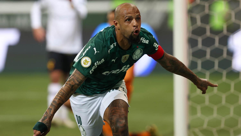 Palmeiras bate o Sport em casa