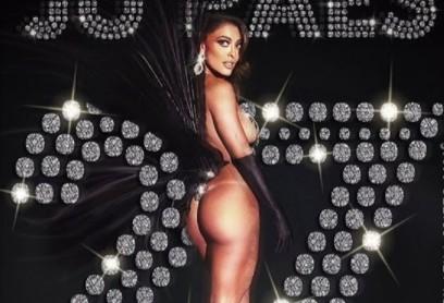 Juliana Paes faz a temperatura da web subir com registro sensual