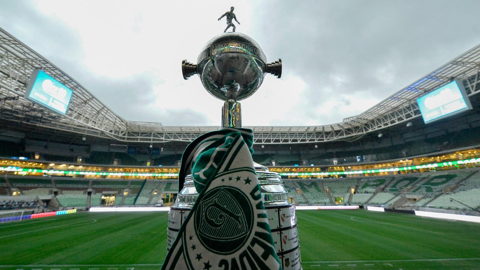 Palmeiras encara adversário inédito nas oitavas de final da Libertadores
