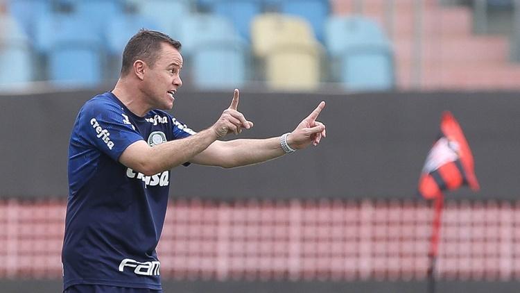 Sem técnico Palmeiras inicia Copa do Brasil com interino Andrey Lopes