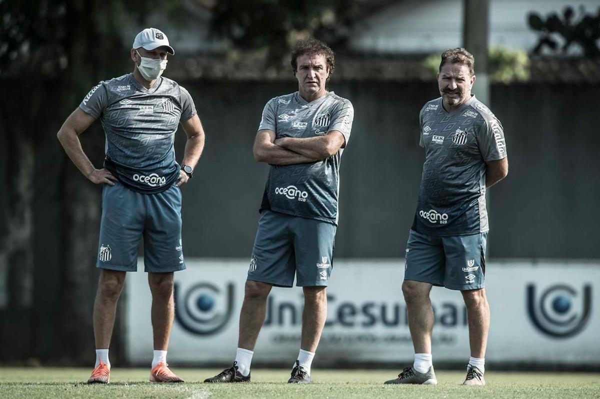 Santos recebe o Ceará pela ida das oitavas da Copa do Brasil