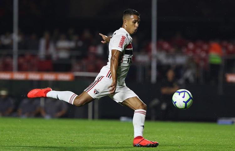 Igor Vinicius do São Paulo não se recupera e desfalca time contra o Lanús