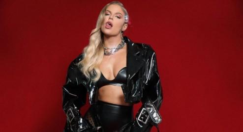 Luísa Sonza aposta em modelito sedutor e arranca suspiros dos internautas