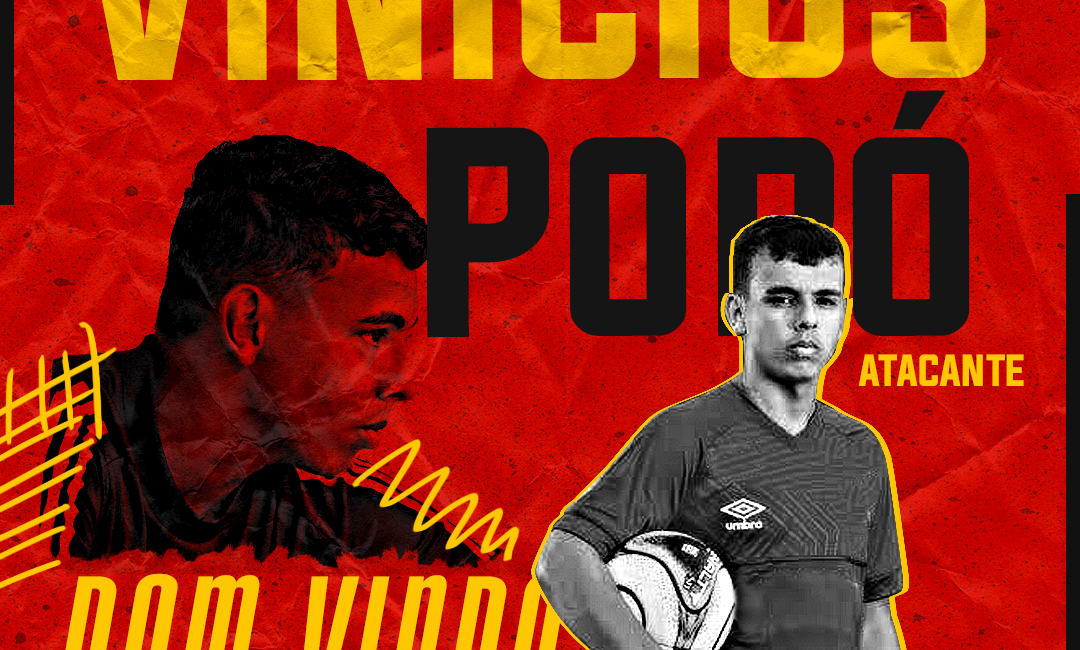 Vinícius Popó reforça o ataque do Sport