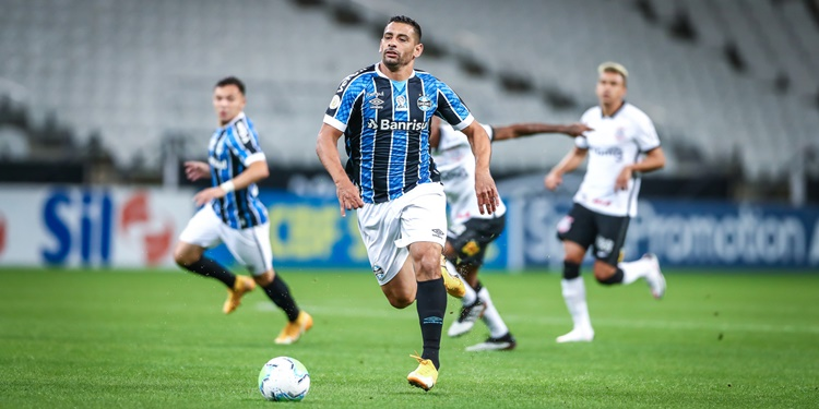 Grêmio e Corinthians empatam sem gols na 22ª rodada do Brasileirão