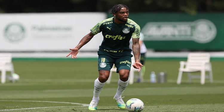 Luiz Adriano desfalca o Palmeiras na Libertadores após sofrer lesão