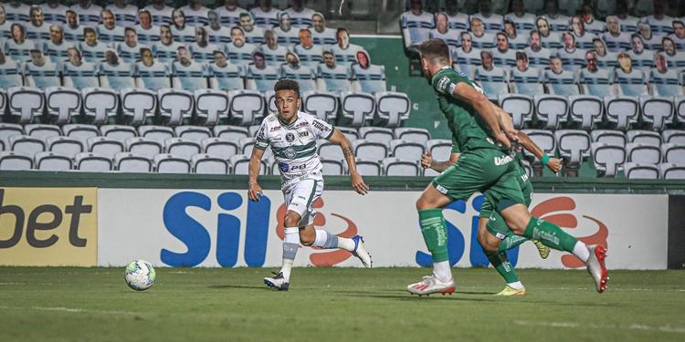 Coritiba perde do Goiás de 2 a 1 pela 28ª rodada da Série A