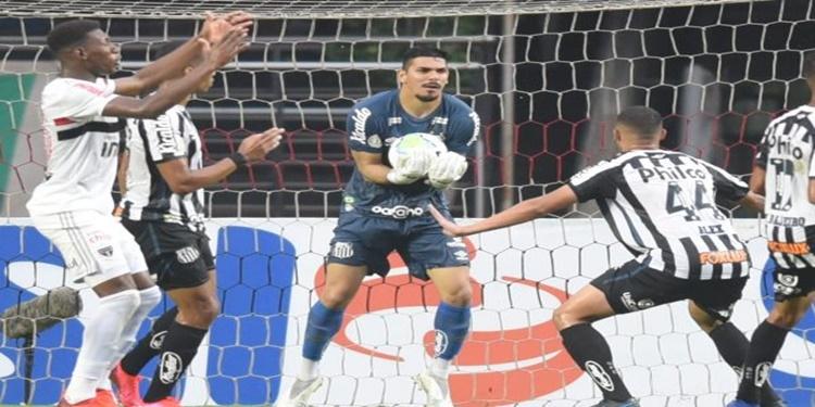 São Paulo é derrotado pelo Santos e perde pela 2ª vez consecutiva na Série A