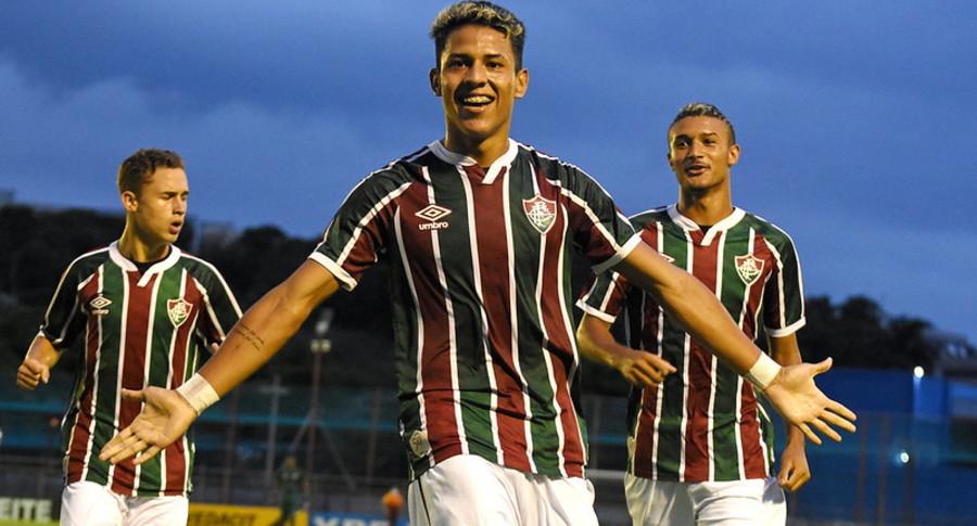 Matheus Martins do Fluminense é destaque, faz três gols e Sub-17 está nas semifinais