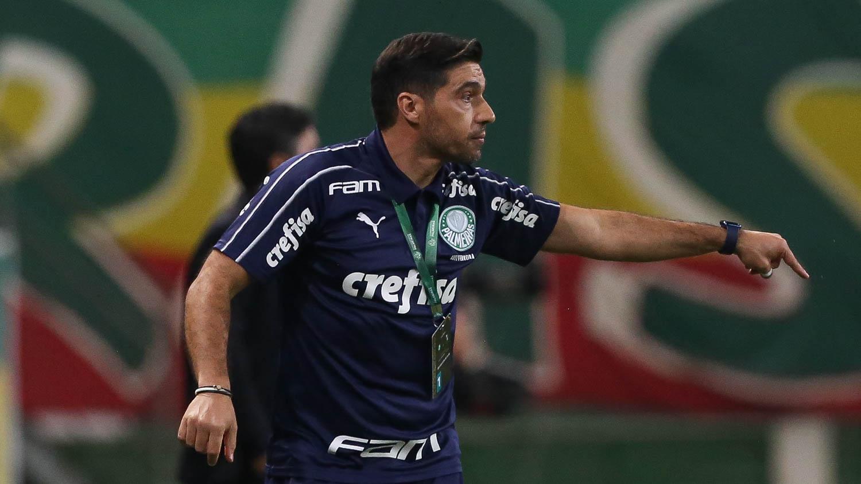 Abel Ferreira analisa atuação do Palmeiras após classificação para a fina da Libertadores