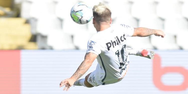 Santos vence o  Botafogo de 2 a 1 pela 30ª rodada da competição